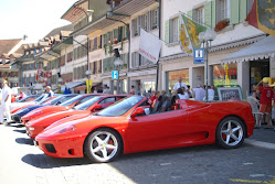 Mis Fotos de deportivos Ferrari