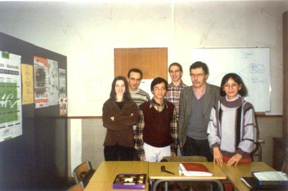 Université de Rouen 1996-1997