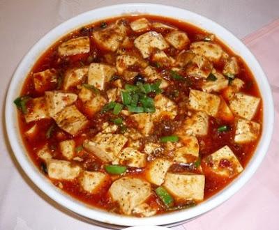 mapo chicken mapo chicken 麻婆鸡片 mushroom melt mapo chicken mapo ...