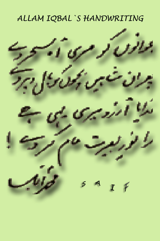 essay on allama iqbal in urdu language