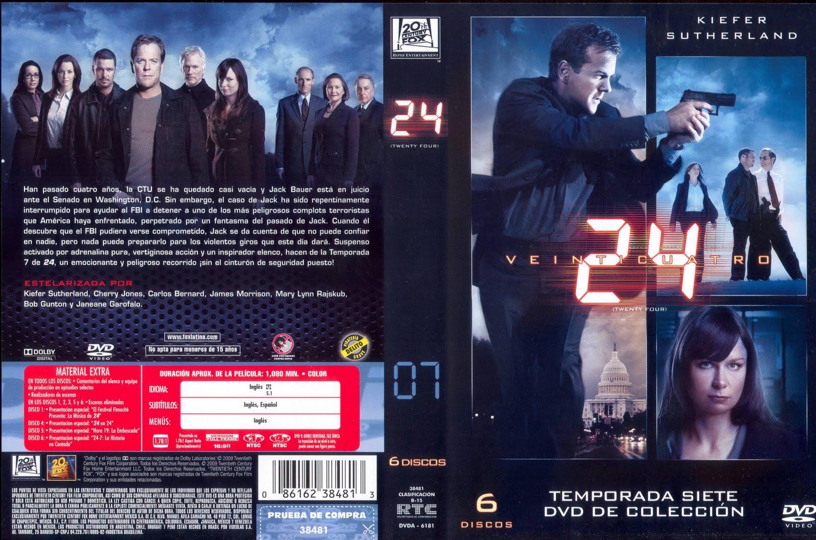 5 temporada de 24: