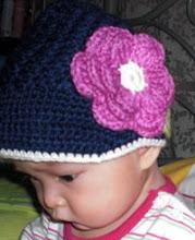 tisya pki flower hat 3,comey x?hihihi..