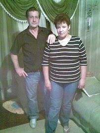 Eu e o meu esposo!