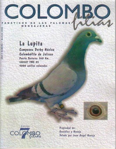 """""""La Lupita"""""""