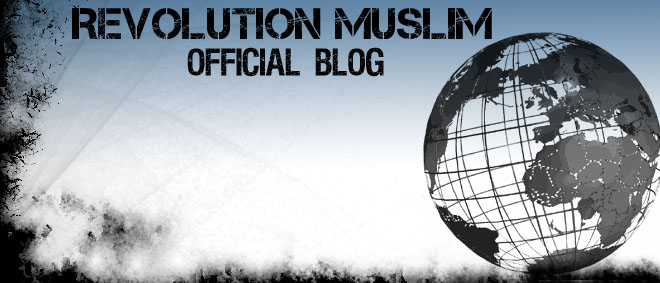 RevolutionMuslim.Com Daily Blog