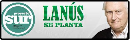 ..::Proyecto Sur Lanús::..