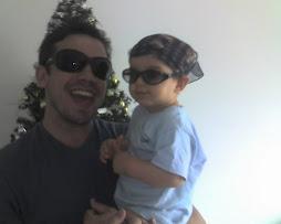 Eu e meu Sobrinho, LINDO!