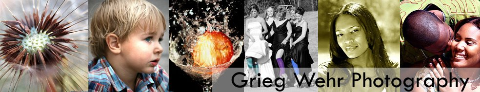 Grieg Wehr Photography Blog