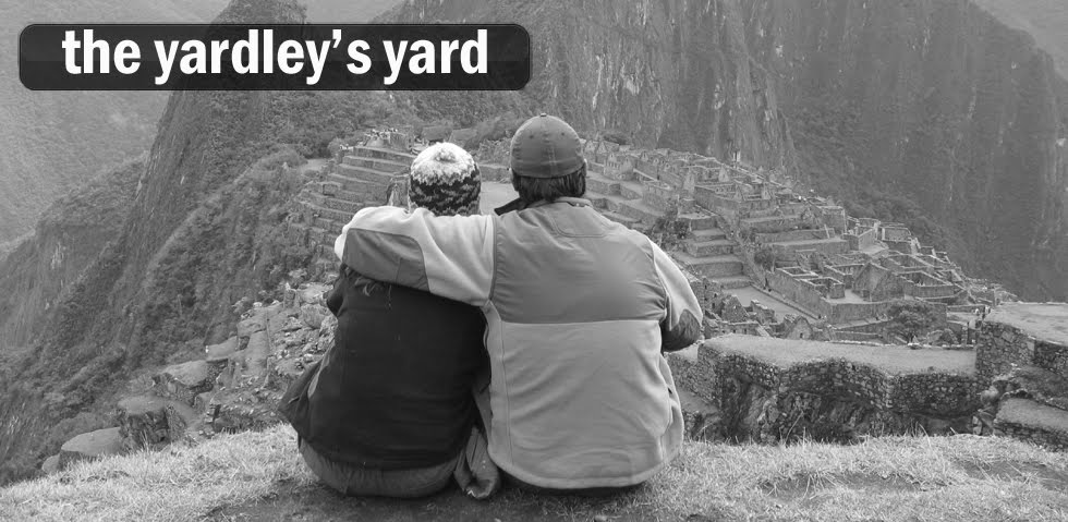 the yardley's yard