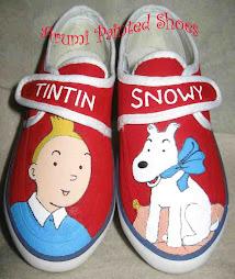 Tintin dan Snowy