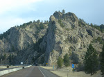Crazy rocks in Montana