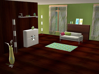 Site Blogspot  Designsmall Living Room on Black And Green Living Room Design