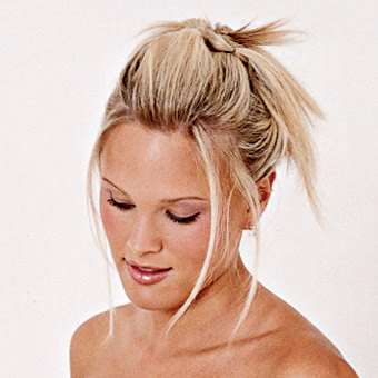 Hot Selections of Bridal Hairstyles 3