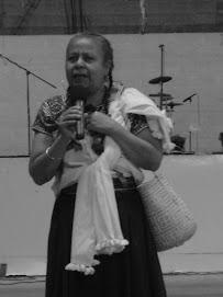 La maestra Margarita..gracias por sus poemas