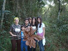 Pela trilha...2009
