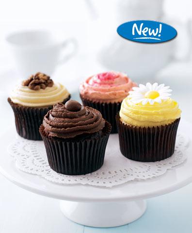 asda cupcake cake ideas and designs. Black Bedroom Furniture Sets. Home Design Ideas