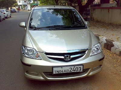 Honda City ZX Gxi, the smart city car is all set to