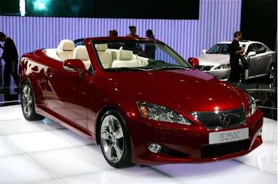 Lexus+Luxury+Convertible Top Luxury Cars   The Lexus Luxury Convertible