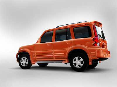 Automatic Transmission with SUV Mahindra Scorpio AT
