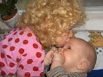 Mina guldklimpar Amanda & Hampus