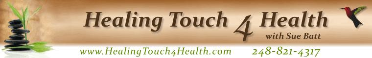 Healing Touch 4 Health Wixom MI
