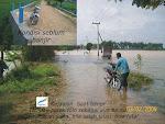 kenangan saat banjir