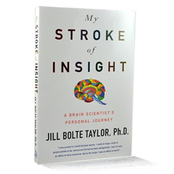 "my stroke of insight essay My stroke of insight review we are fortunate that dr jill bolte taylor, author of ""my stroke of insight,"" is a brain scientist with enough fortitude to survive a stroke, intellect to examine the experience, patience to overlook medical ignorance, and a willingness to share her adversity."
