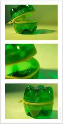 porta moedas garrafa pet IDÉIAS COM GARRAFA PET para crianças