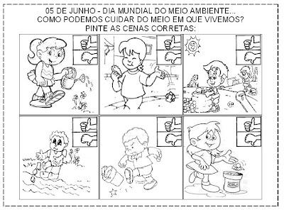 atividade+meio+ambiente ATIVIDADE MEIO AMBIENTE E DIA DOS AVÔS  para crianças