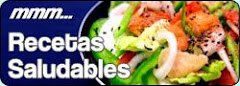 RECETAS SALUDABLES