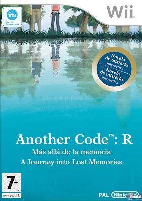 Caratula de Another Code R: Más allá de la memoria