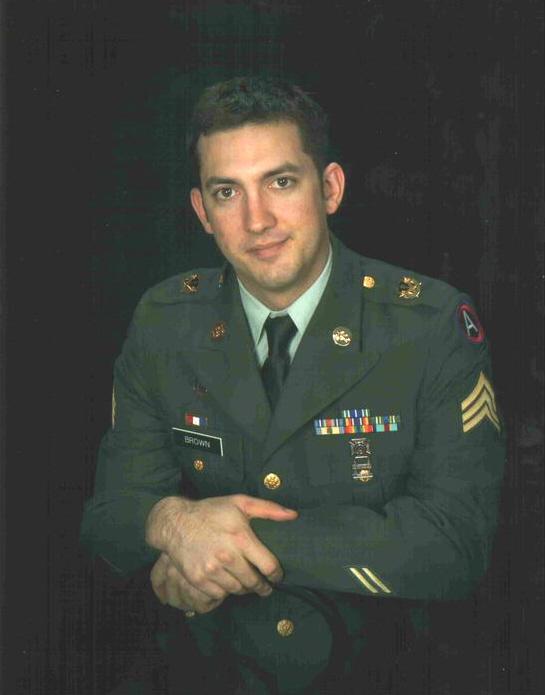 Sgt. Joshua James Brown