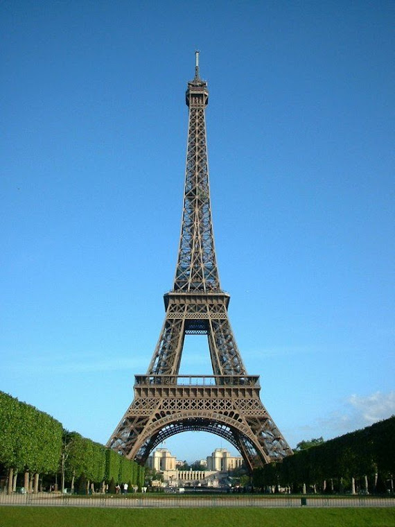 Wonders of the world-Eiffel Tower