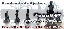 "ACADEMIA DE AJEDREZ ""ECO64"""