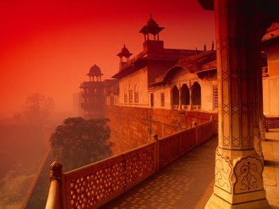 Fuente de Agra(India)