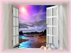 Abre a janela da vida e deixa o amor entrar...