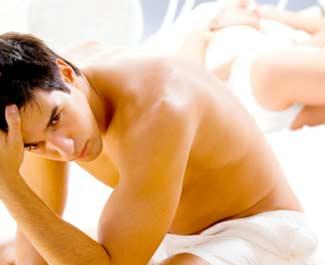 Common sexual disfunction in aging men