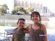Samantha y Estefania
