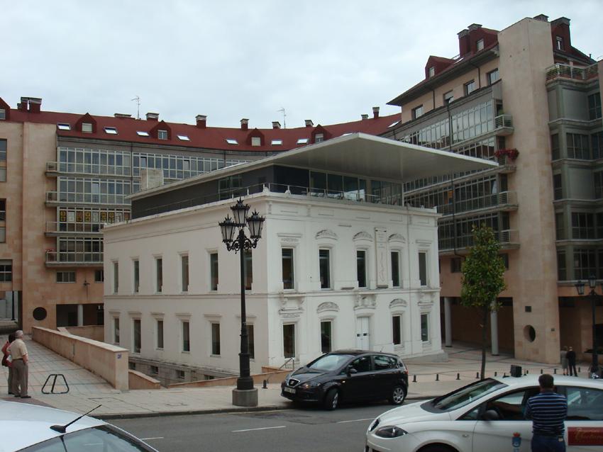 Cascotes 158 colegio de arquitectos oviedo - Arquitectos en oviedo ...