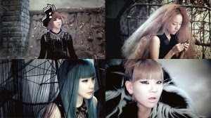  LOVE 2NE1 