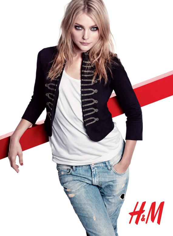 Weronika K. Lastwood Jessica-stam-hm-fall09-ad-01