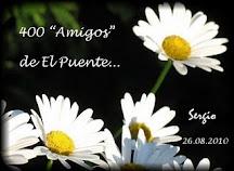Gracias Amigo Sergio...