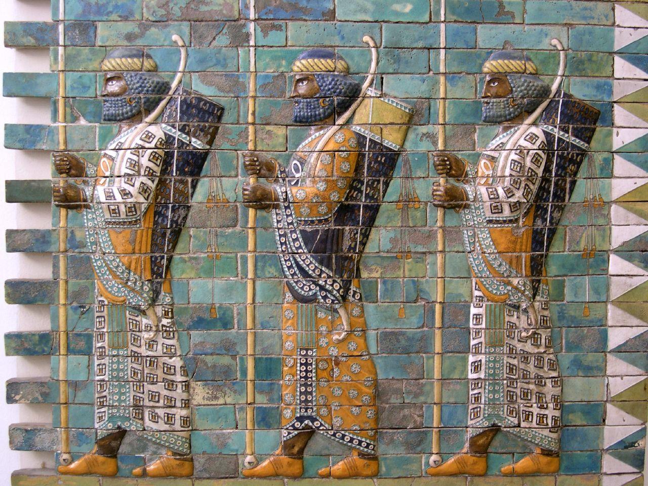 the art history journal persian art