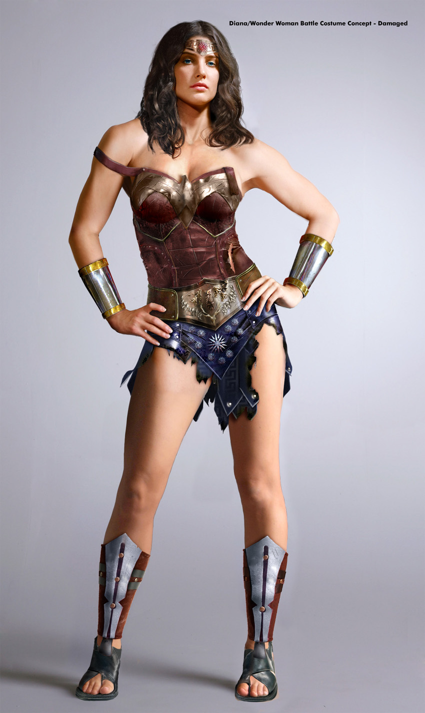 Superman vs Batman movie to feature Wonder Woman? - Page 8 - The ...