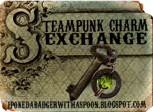 Steampunk Charm Exchange