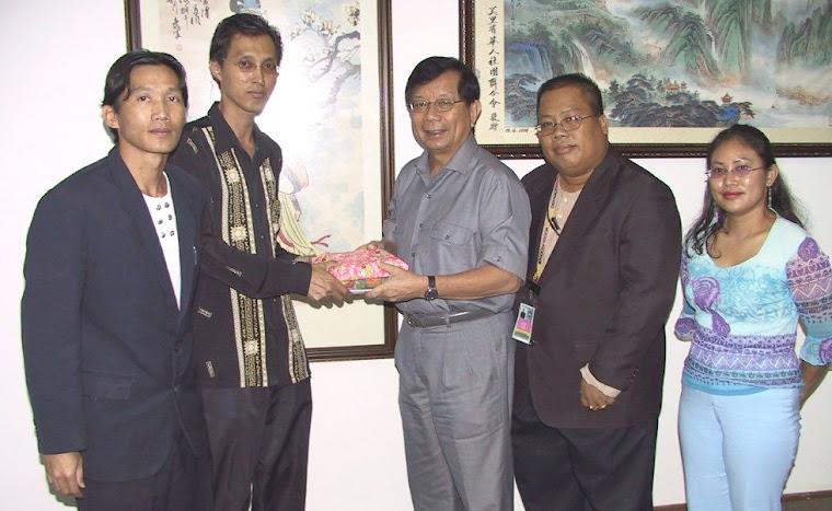 BERSAMA YAB TAN SRI DATUK DR CHAN HONG NAM