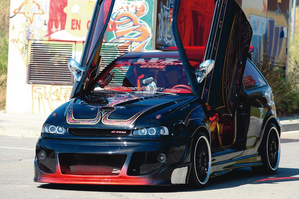 Seat Tuneados - Fotos de coches - Zcoches