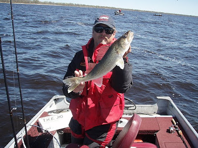 Upper red lake report 5 23 for Upper red lake fishing report