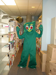 Gumby Reads!
