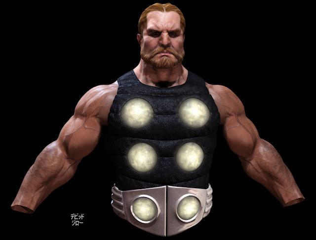 Thor w.i.p.